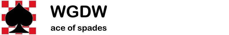 WGDW logo